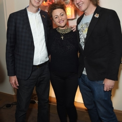 Simon Clinton, Jaime Winstone, Christian Furr