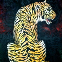 Otto Schade - Cry of the Tiger
