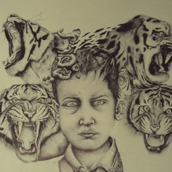 Pampa Louzao - Last Roar of Innocence